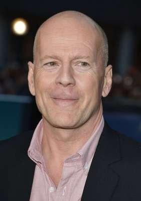 O ator Bruce Willis ficou em primeiro lugar no ranking dos carecas famosos mais bonitos, segundo o jornal The Huffington Post