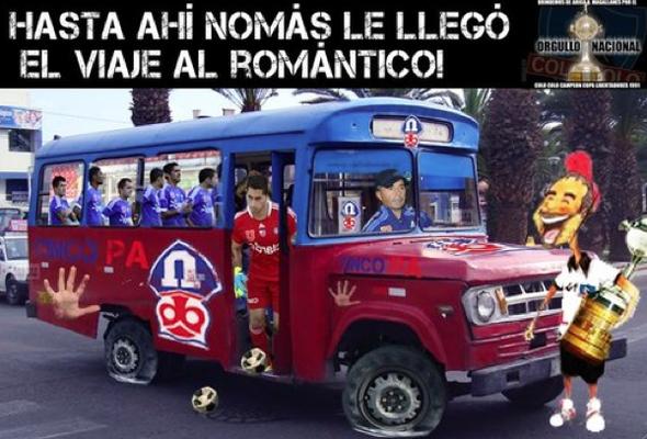 """Estas son las creaciones de los fanáticos de Colo Colo y la """"U"""" de cara al Superclásico."""