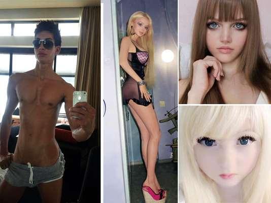 Esta es la nueva tendencia en algunos jóvenes que buscan, con sus cuerpos, emular a las figuras plásticas de los personajes de Barbie y Ken, quienes los han acompañado así como a miles de niños alrededor del mundo, con la diferencia de que para ellos se convirtieron en su ideal de belleza.