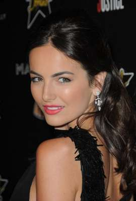 Camilla Belle was born in Los Angeles, Ca. on Oct. 2, 1986.