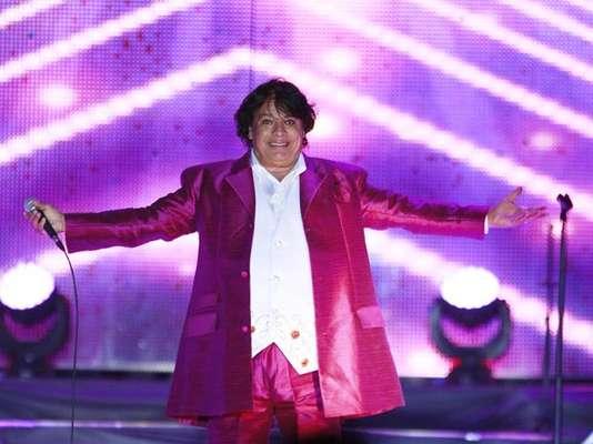 """Juan Gabriel ofreció un mágico concierto como parte de su gira """"Gracias por cantar mis canciones"""", en el estadio Omnilife de Guadalajara, México."""