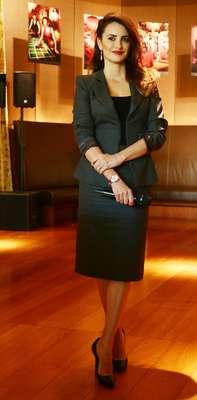 La que se miraba radiante en un reciente evento era la actriz Española, Penélope Cruz.