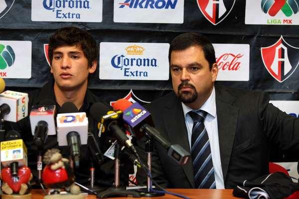 Edson Rivera jugará con Atlas en el Torneo Clausura 2013.