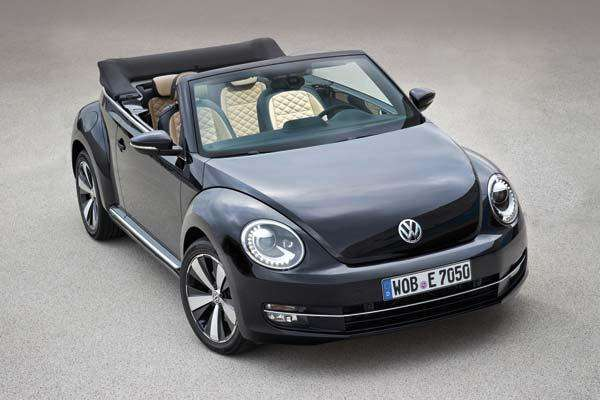 Fotos Volkswagen Beetle Exclusive