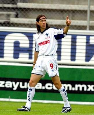 Antonio de Nigris debutó en el 2000 con el equipo de los Rayados.