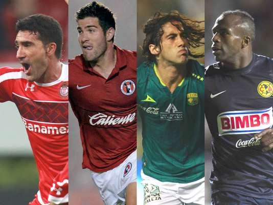 Descubre el Once Ideal de los Cuartos de Final del Apertura 2012