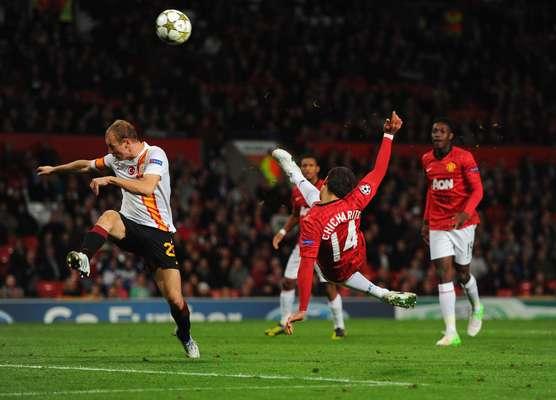 martes 20 de noviembre - El líder del Grupo H Manchester United visita al Galatasaray quien necesita el triunfo para aspirar a clasificar