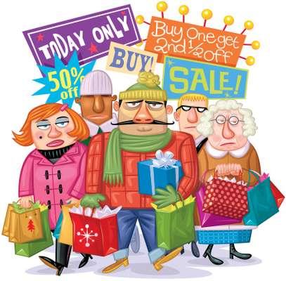 Pese que el Black Friday es considerado por muchos como el día de mayor actividad comercial en las tiendas de Estados Unidos, no lo es. El día más busy es el sábado previo a la Navidad.