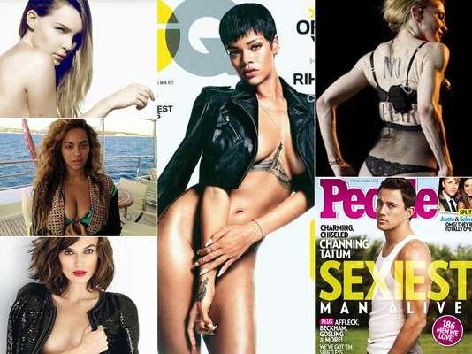 ¡Descubre cómo escandalizaron las celebridades al mundo!