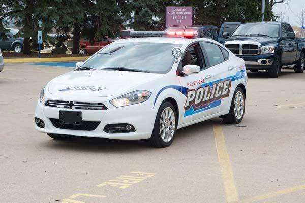 Fotos Dodge Dart Police Car