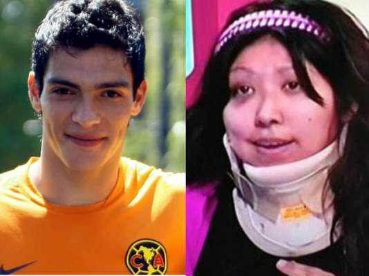 El caso más reciente es el de Raúl Jiménez, quien supuestamente golpeó a una jovencita con un extintor.
