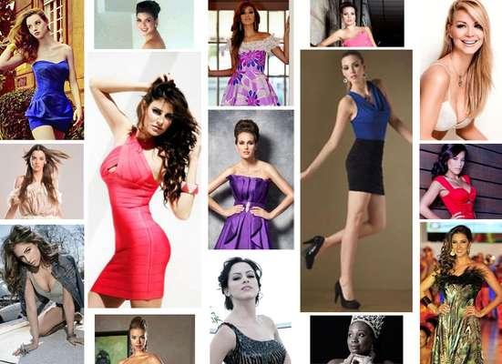 Ellas son las mujeres que con su esplendorosa belleza engalanan y dejarán en alto el nombre del continente durante la edición número 61 del certamen de belleza más prestigioso: Miss Universo. No te pierdas las más recientes y sensuales fotos de las candidatas a la corona, aquí.