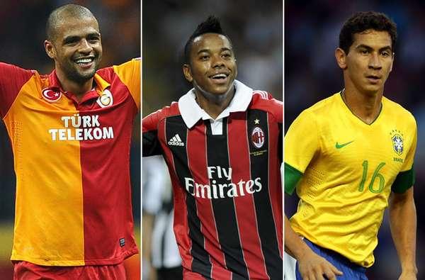 Com o fim da Era Mano Menezes na Seleção Brasileira, certamente acontecerão mudanças no time em 2013. Por isso existem muitos jogadores que podem comemorar a mudança, já que estavam esquecidos por Mano e podem ser lembrados pelo novo treinador, que só será anunciado em janeiro. Veja quem pode ter chances na Seleção a partir de 2013