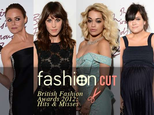 The British Fashion Awards honor the best in fashion. Let's take a look at the hits and misses of the night.