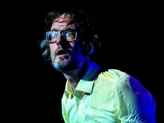 A banda britânica Pulp fez show em São Paulo na noite desta quarta-feira (28)