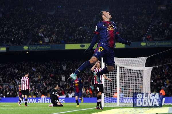 Com show e golaços, Barcelona massacrou o Athletic Bilbao por 5 a 1 e abriu folga na liderança do Campeonato Espanhol