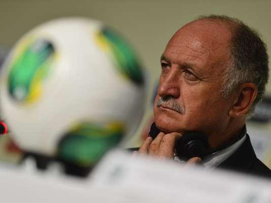 Luiz Felipe Scolari acredita que o Grupo A, com Itália, México e Japão como adversários, terá efeito positivo para o Brasil