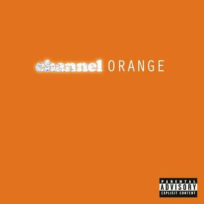 'Channel Orange' de Frank Ocean. Producido por Om'Mas Keith, Malay, Frank Ocean y Pharrell