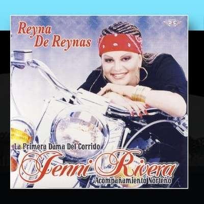 """En 1999, Jenni Rivera lanza Reyna de Reynas (sic.), del que se desprenden """"El desquite"""" y """"Popurrí de Chelo""""."""