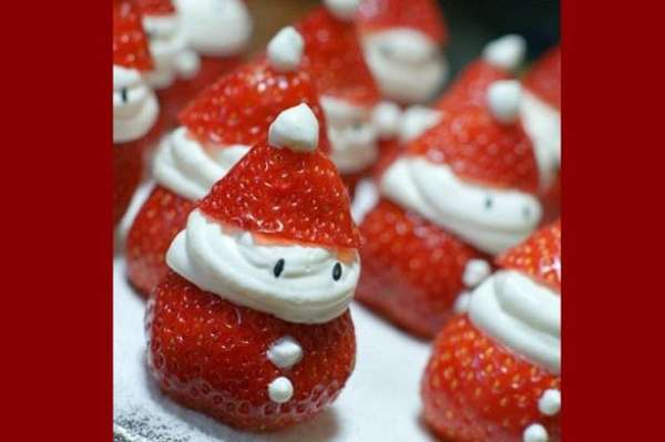 Delicias navide as tiernas manualidades con comida - Atrevete a cocinar ...