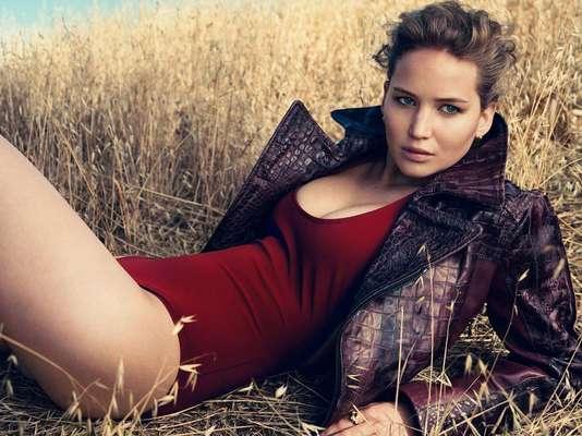 #1 Jennifer LawrenceA sus 22 años, la actriz alcanzó notoriedad mundial por protagonizar la exitosa cinta 'Los Juegos del Hambre'.
