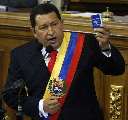 Hugo Chávez comenzó a gobernar en Venezuela el 2 de febrero de 1999. El presidente que nació el 28 de julio de 1954 se interesó en la política cuando ingresó al Ejército Nacional de Venezuela en el año 1971.