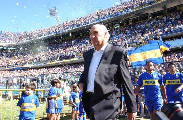 Carlos Bianchi y Boca, un amor eterno