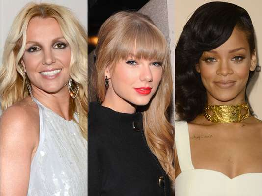 Forbes has released their list for the top earning female artists of the year. Here are the pop divas that made the list!