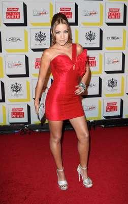 Adriana Fonseca lució súper sexy en la fiesta de 'La Persona del año' de People en Español.