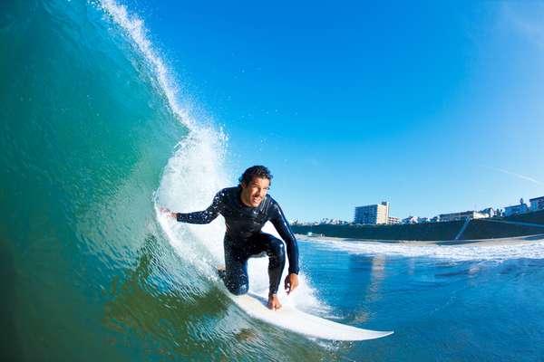 Com seus diversos destinos diferentes, o Caribe se transformou numa das mecas do surfe mundial