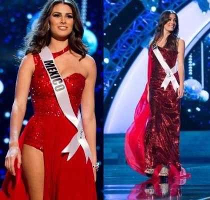 El rojo fue el color de moda en el desfile de vestidos de gala en Miss Universo 2012. La creativad estuvo presente en muchos diseños, pero hubo quienes por tratar de ser tan originales con sus vestuarios se equivocaron. ¿Quiénes son?