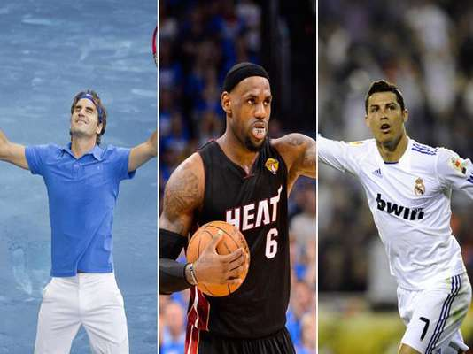 As part of Terra's end of the year coverage, we provide you some content that highlights the best and worst of the year, from the biggest scandals to the most beautiful women. Here, we highlight the richest athletes in the world. Can you say cha-ching!