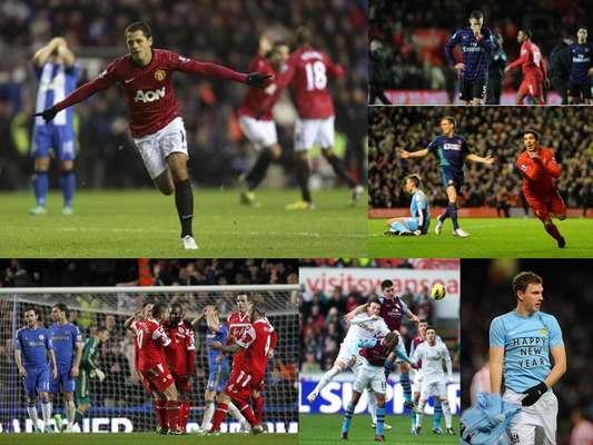 La jornada 21 de la Liga Premier confirmó a Javier Hernández y Manchester United como líderes absolutos con 52 puntos, Manchester City como escolta más cercano con 45, el sorprendente Tottenham con 39 en tercer sitio, mientras que Chelsea sigue cayendo, ahora está en la cuarta posición con 38 unidades tras haber perdido con el último lugar de la tabla.