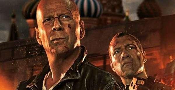 A GOOD DAY TO DIE HARD (14 de febrero)John McClane regresa seis años después a las andadas, ahora acompañado de su hijo, para unirse contra las fuerzas del mal, o sea la política.