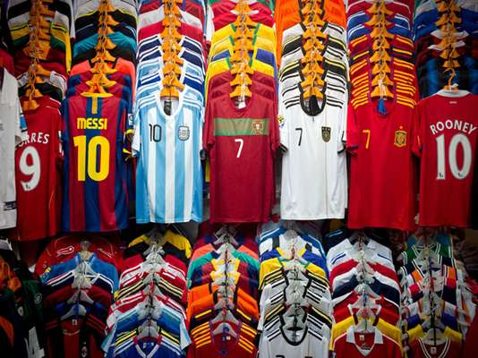 The end of 2012 and beginning of 2013 spurs debates about what soccer team around the world had the best year and which is most popular. World Soccer Shop, a website that sells soccer merchandise, weighs into the discussion with its list of best selling jerseys for 2012. The following results may surprise you:
