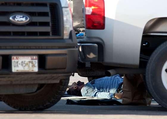 El último sexenio en México dejó más de 15 000 asesinatos, cuyas víctimas permanecen sin identificar, y de las cuales la mayoría fueron sepultadas en fosas comunes, según publicó este jueves el periódico La Jornada.
