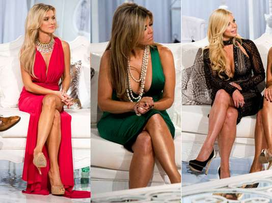 OMG! The ladies of The Real Housewives of Miami sure know how to turn up the heat and leave VERY little to the imagination! Scroll through to see pics from part 2 of their sizzling season 2 reunion.