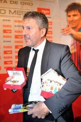 Padre del delantero argentino Lionel Messi, Jorge Messi concedió una entrevista exclusiva a Terra en Zúrich, donde está para presenciar la entrega del premio al Balón de Oro, concedido por la FIFA y por la revista francesa France Football al mejor jugador de fútbol del mundo.
