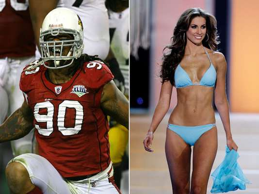 When Darnell Dockett made an indecent proposal (chicken wings and strip clubs) to Miss Alabama, aka AJ McCarron's girlfriend, aka Katherine Webb, he was only the latest in a long line of athletes who were guilty of making inappropriate solicitations. Check out some of the other worst perpetrators.