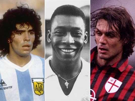 Grandes astros do futebol já foram prestigiados com a Bola de Ouro com o prêmio de melhor jogador do mundo da Fifa. Entretanto, nomes como Pelé, Maradona e Maldini jamais receberam a láurea. Seja por alta concorrência ou por questões geográficas, o jornal inglês The Independent selecionou 13 jogadores que jamais receberam esta homenagem. Confira a seguir
