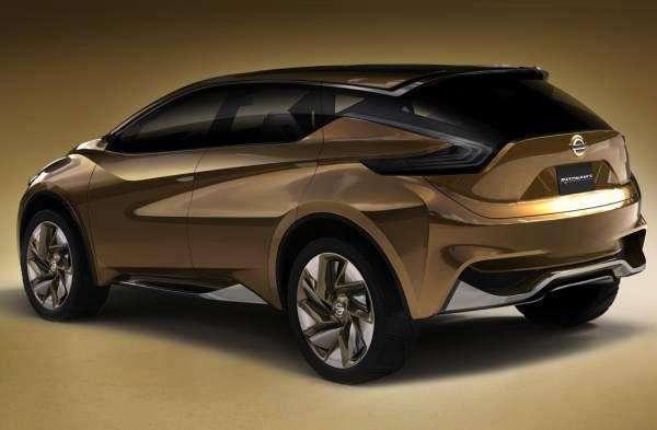 Foto Nissan Resonance Concept