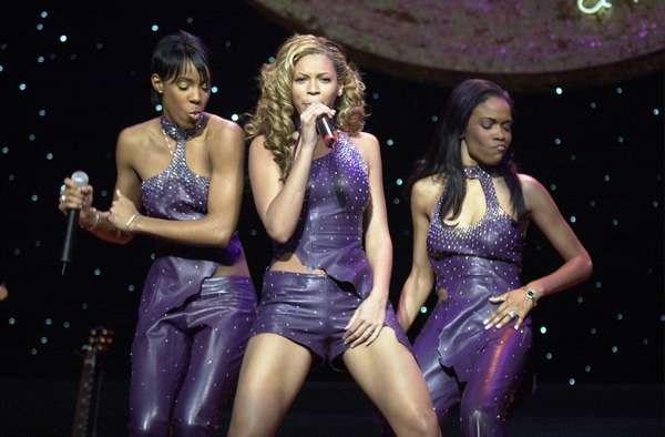 "To celebrate Destiny's Child's return, we're going to take a walk down memory lane and through the R&B girl group's on stage performances. Take a look at Beyonce, Kelly and Michelle in various sexy outfits in concert throughout the years. Their upcoming compilation album, ""Love Songs,"" featuring brand new track ""Nuclear,"" is out January 29."