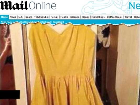 """A foto de uma mulher nua, que apareceu sem querer quando anunciou um vestido para vender no eBay, virou hit na web, na quarta-feira, e levou o The Sun a """"desenterrar"""" uma série de outros casos semelhantes. Veja alguns nesta galeria"""