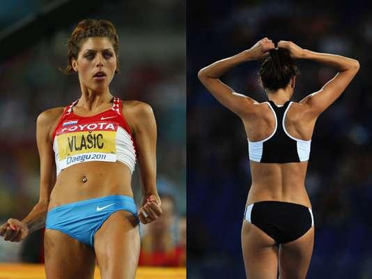 Blanka Vlasic, es una de las atletas más bellas del salto de altura, y por desgracia no pudimos ver su talento en los pasados Juegos Olímpicos de Londres 2012, debido a una lesión que sufrió y que la marginó de ganar seguramente la medalla de oro. Sin embargo, para quienes no la conocen he aquí una visión más íntima de esta bella croata.