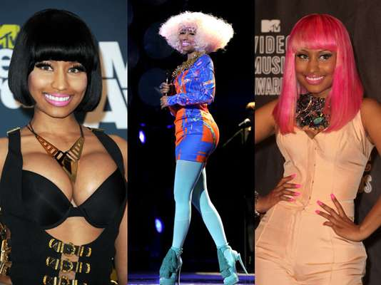 Nicki Minaj has been making headlines this week as she fired her wig stylist and her fiery debut on American Idol left an impression on viewers. While her personality may be too much to take at times, her looks definitely aren't. Take a look at the best of this female MCs assets!
