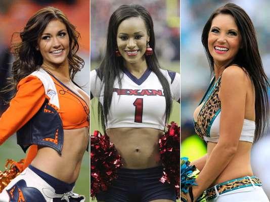 Aunque la mayoría de las hermosas cheerleaders de la NFL se destacan por su rubia cabellera, algunas de esas bellezas son trigueñas. A continuación, te presentamos a las 10 mejores, según Terra.