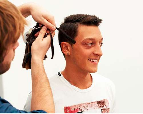 Mesut Ozil's wax statue will be presented at Madame Tussauds' in Berlin in June of 2013.