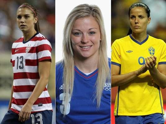 En el fútbol femenino, la belleza y el talento no rivalizan, pues hermosas mujeres brillan con sus grandes cualidades en las canchas del mundo. A continuación, te presentamos a las 15 futbolistas más bellas y talentosas de la actualidad, según Terra.