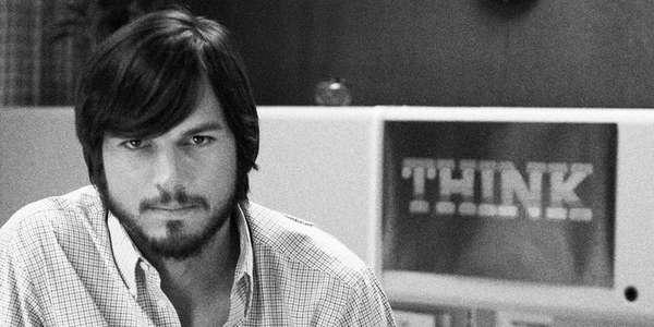 Ashton Kutcher es el protagonista de 'Jobs', película que se estrenará el 19 de abril
