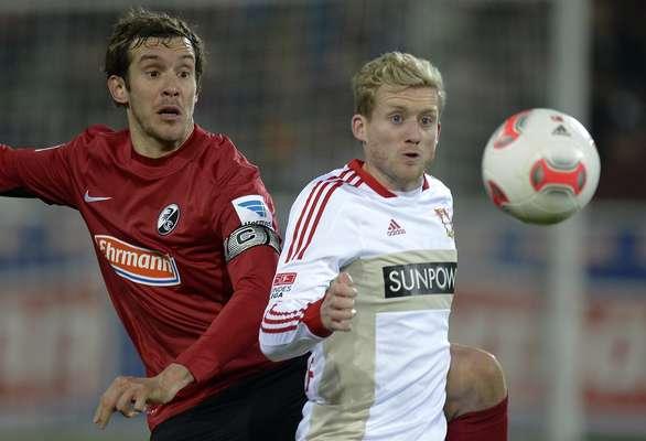 Vice-líder do Campeonato Alemão, o Bayer Leverkusen não conseguiu mais que um empate por 0 a 0 com o Freiburg e pode ver o Bayern de Munique disparar na primeira posição